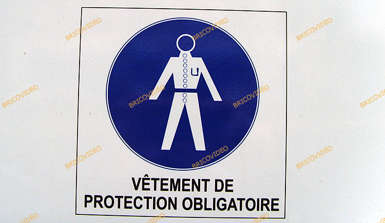 vetement de protection