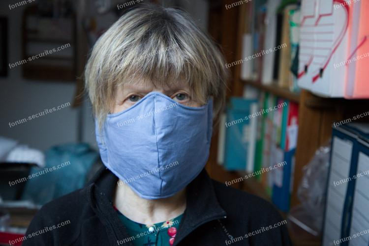fabrication masque alternatif de protection