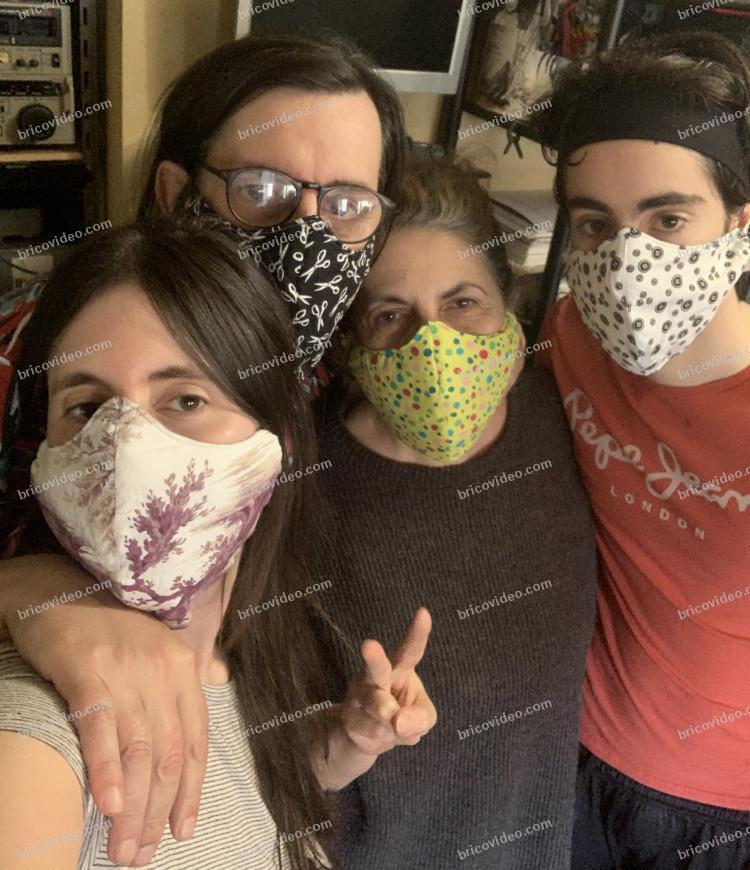 masques bricovideo 1
